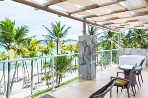 Ocean Front Premium Level Suite at Bavaro Palace